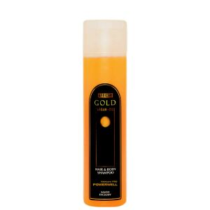 Powerwell African Gold Hair & Body Shampoo 250 ml