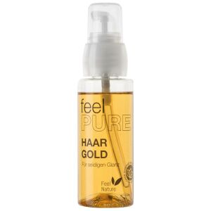 Feel Nature Haar Gold Pflege-Haaröl 50 ml