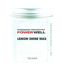 Powerwell Lemon Shine Wax 100 ml