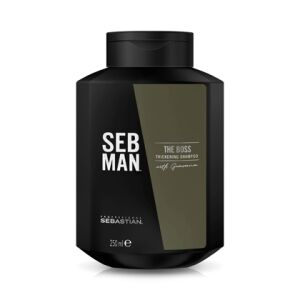 SEB MAN The Boss Thickening Shampoo 250 ml