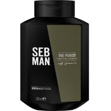 SEB MAN The Purist Reinigendes Shampoo 250ml